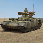 Terminateur BMPT 3d model