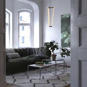 クラシックアパートメントフル環境 3d model