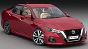 Nissan Altima 2019 3d model