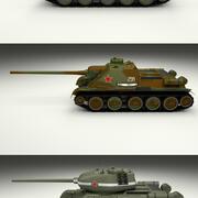 Pack d'armure URSS 3d model