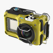 Câmera 3d model