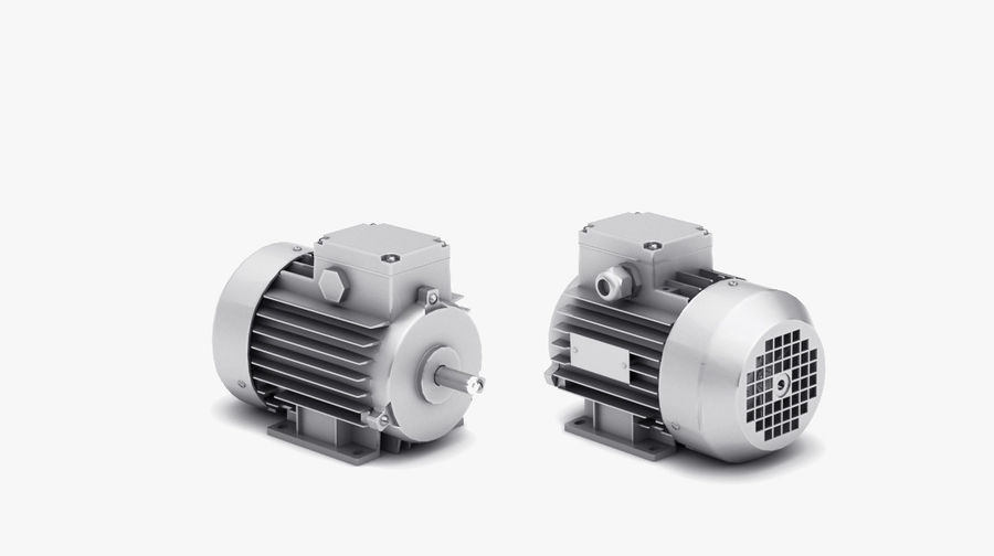 Electric Motor Pack royalty-free 3d model - Preview no. 3