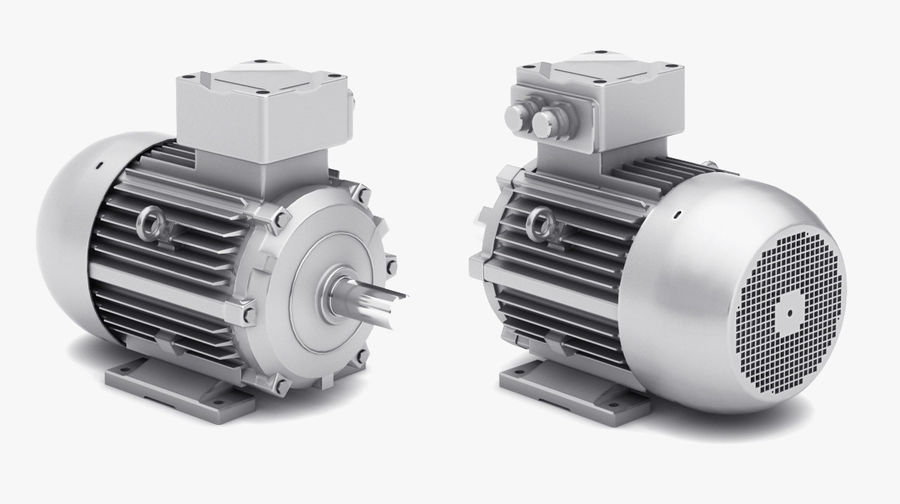 Electric Motor Pack royalty-free 3d model - Preview no. 7