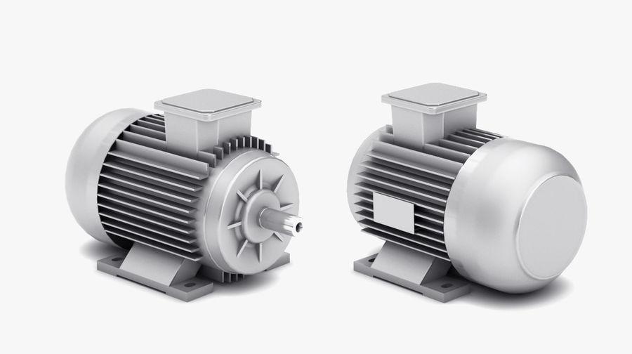 Pack moteur électrique royalty-free 3d model - Preview no. 4