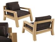 Harper Sofa Single Seater 3D-modell 3d model