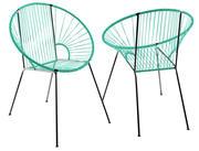 Innit Concha stoel 3d model