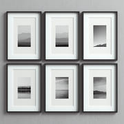 Picture Frames Set -45 3d model