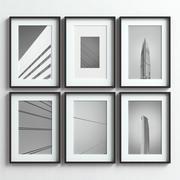 Picture Frames Set -46 3d model