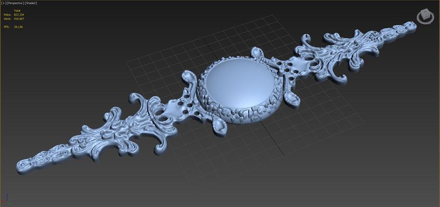 Dekorasyon royalty-free 3d model - Preview no. 12