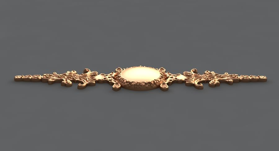 Decoration royalty-free 3d model - Preview no. 9
