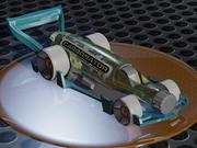 Hot Wheels CARBONATOR 3D Model 3d model