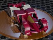 Hot Wheels EPIC FAST 3D Model 3d model