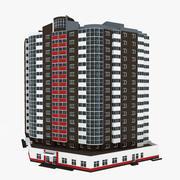 住宅建築パート10 3d model
