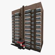 Wohnhausbau Teil 9 3d model