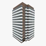 Wohnhausbau Teil 7 3d model