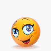 Emoji v003 3d model