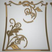 Ornamental Design 3 3d model