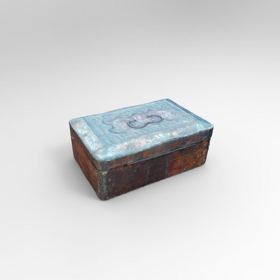 коробка royalty-free 3d model - Preview no. 5
