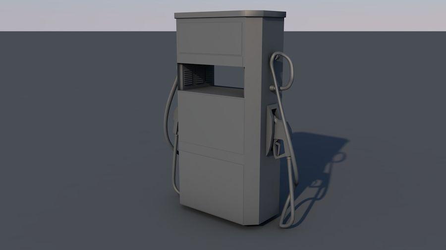 Pompa gazowa royalty-free 3d model - Preview no. 13