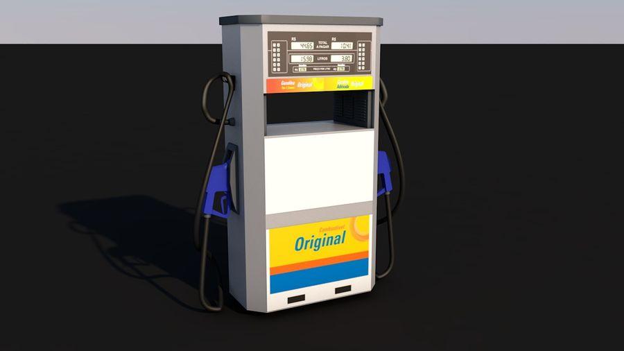 Pompa gazowa royalty-free 3d model - Preview no. 4
