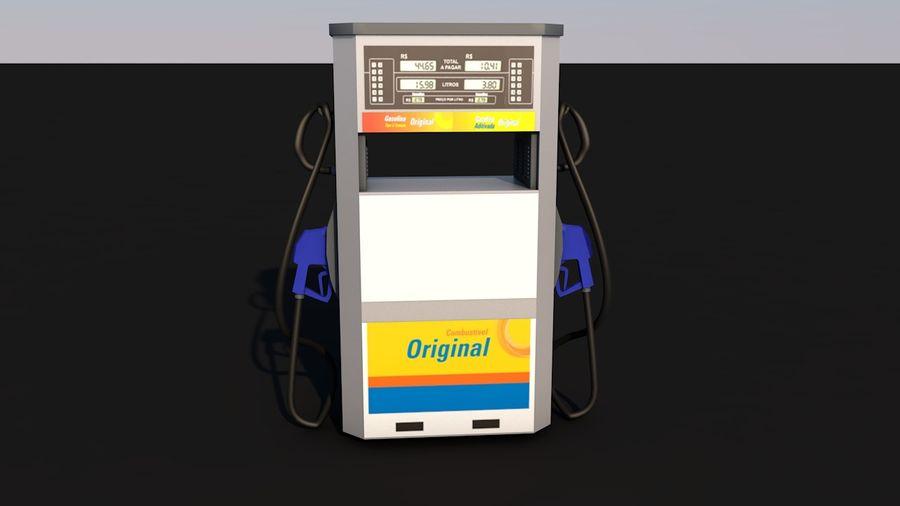 Pompa gazowa royalty-free 3d model - Preview no. 3