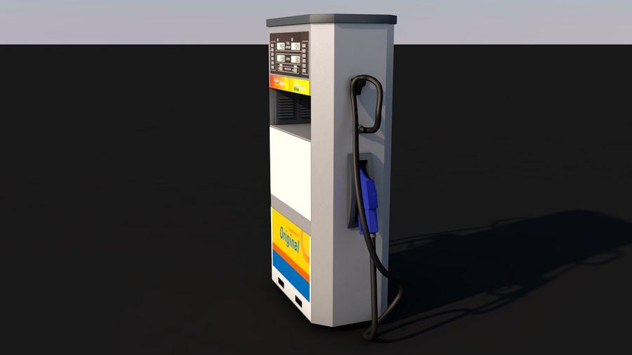 Pompa gazowa royalty-free 3d model - Preview no. 12