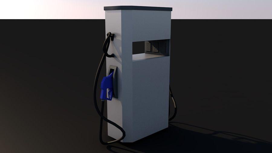 Pompa gazowa royalty-free 3d model - Preview no. 10