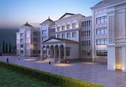 校舍 3d model