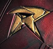 Emblema di Robin 3d model