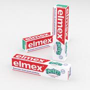 Elmex Dentifrice Junior 75 ml 3d model