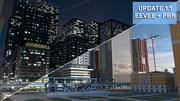 都市の景観00 3d model