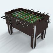 Football Table 3d model