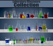 Sprzęt chemiczny 3d model