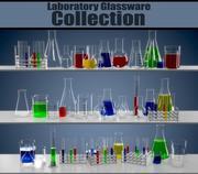 Химия Оборудование 3d model