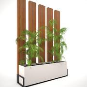 花盆 3d model