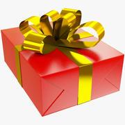 크리스마스 선물 V1 3d model