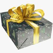 クリスマスプレゼントV5 3d model