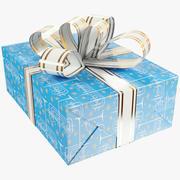 Hanukkah Gift V1 3d model