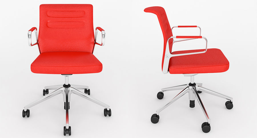 AC 5 Chair Studio - Meet - Swift royalty-free 3d model - Preview no. 8