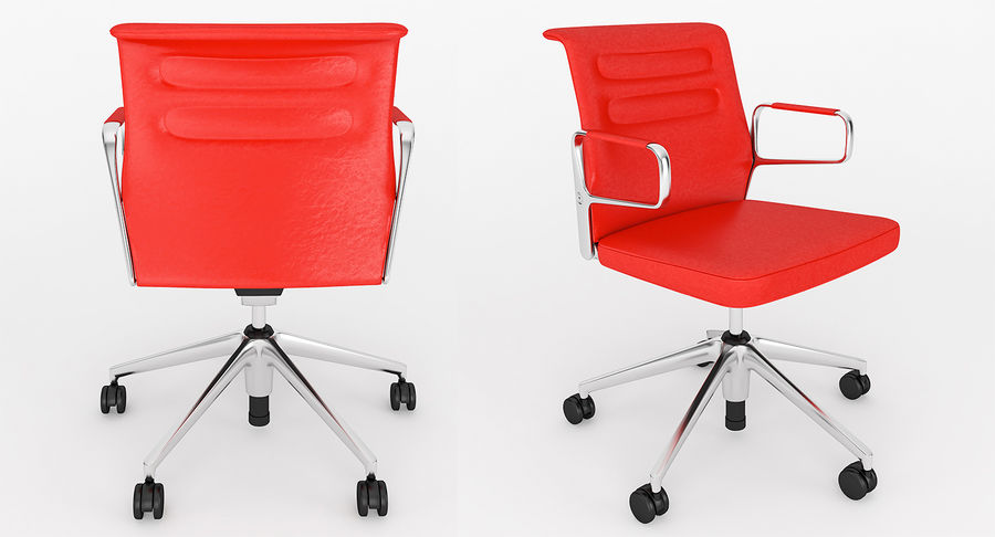 AC 5 Chair Studio - Meet - Swift royalty-free 3d model - Preview no. 9