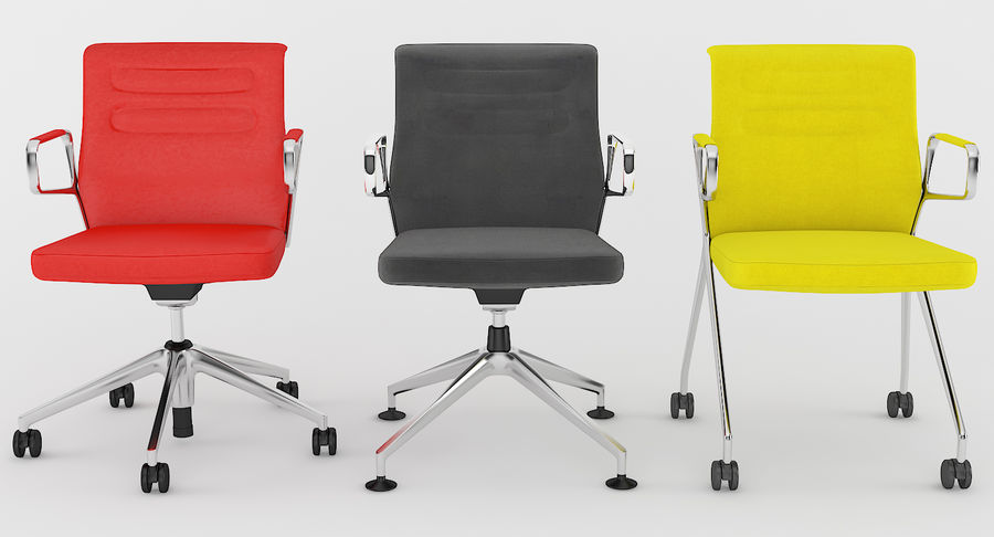 AC 5 Chair Studio - Meet - Swift royalty-free 3d model - Preview no. 12
