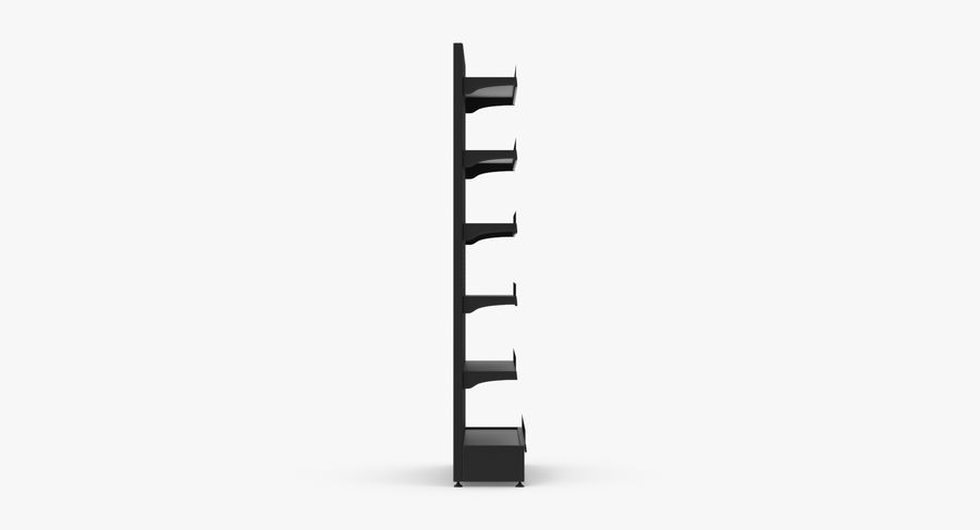 Shelving royalty-free 3d model - Preview no. 18