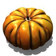Pumpkin Big 3d model