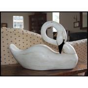 Статуэтка лебедя Наяк 3d model