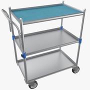 Medical Cart 3d model