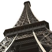 Paris Eyfel Kulesi 3d model