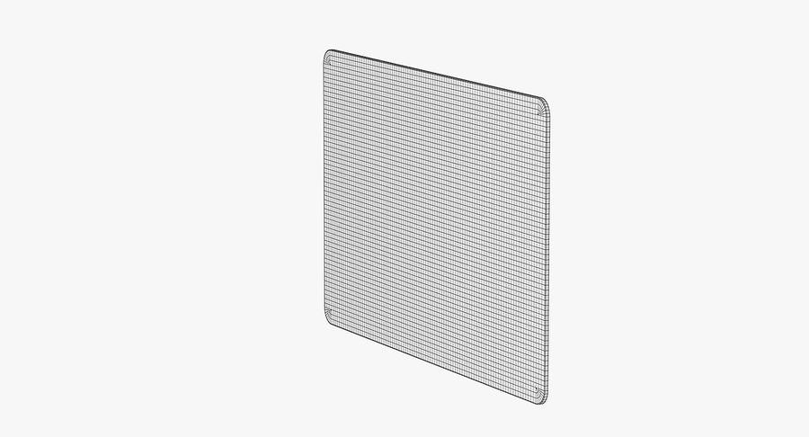 Kredietkaart royalty-free 3d model - Preview no. 8