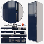 IKEA JARSTA 3d model