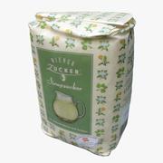Pack de sucre 01 3d model