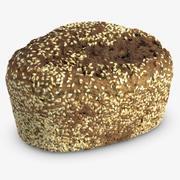 面包18 3d model